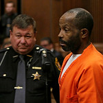 Anthony Sowell is led into court for arraignment on rape, kidnapping, attempted murder and felonious assault charges Friday, Nov. 13, 2009, in Cleveland. A search of Sowell's home after his …