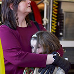 A mother hugs her daughter following a shooting at the Sandy Hook Elementary School in Newtown, Conn., about 60 miles (96 kilometers) northeast of New York City, Friday, Dec. 14, 2012. An of &#8230;
