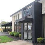 Lorain National Bank on Pearl Ave. in Lorain after a bank robbery Oct. 2.  Steve Manheim