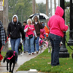 Bark for Life Walk in Lorain at Lakeview Park.  Photo by Tom Mahl