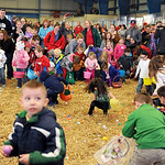 In what looked like complete chaos, dozens of preschoolers rushed to pick up hundreds of Easter eggs during the annual Easter Egg Hunt at North Park Ice Arena on Saturday morning. Each age g …