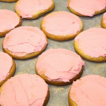 1oct09 bishop— COOKIES A tray of the best cafeteria cookies in the country. These cookies are made by the employees of the Elyria City Schools