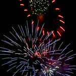 North Ridgeville had its annual fireworks show on July 3 at South Central Park. KRISTIN BAUER   CHRONICLE