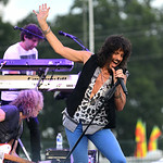 Foreigner performed at the Lorain County Fair on Tuesday.   KRISTIN BAUER | CHRONICLE
