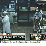 A frame grab from a security video provided by CNN shows Maj. Nadal Malik Hasan in a convience store in Killeen, Texas early Thursday morning, Nov. 5, 2009.  Hasan  was identified by authori …