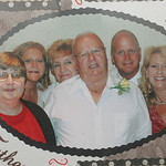 The immediate Kerstetter family:  James is second from right; sisters Kathy and Kristeen, mother Carol, dad James, James, and sister Kelly.  photo provided by the family / entered by Chuck H …