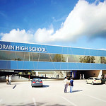 TDA architects view of the new Lorain High School