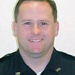 Lakewood Police Officer Greg Richards, 42, one of four police officers fatally shot at a coffee store in Parkland, Wash., Sunday, Nov. 29, 2009. (AP Photo/City of Lakewood)