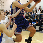 Open Door Connor Hardt goes up over Lake Ridge Scott Chris Jan. 17.  Steve Manheim