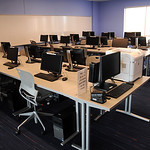 Computer Lab the Ridge Campus of LCCC on Lorain Rd. in North Ridgeville on Jan. 18. Steve Manheim