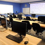 University of Toledo University Partnership room at Ridge Campus of LCCC on Jan. 18.   Steve Manheim