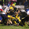 Football bay at North Ridgeville : 