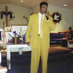 Bishop Willie C. Cooper, founder of Call Out Church of the Almighty God, Elyria, and brother of Sylvester Cooper.