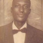 Sylvester Cooper, 1950s.