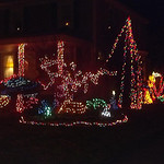 The Penfounds sent this photo of their home on Eastern Heights Boulevard in Elyria.