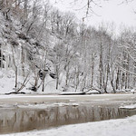 Avey Wressell took this photo at Mill Hollow on Feb. 2.
