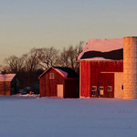 Jeanne Buttle Williams shared this photo of a barn on Oberlin Road.