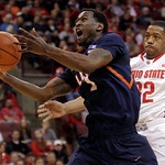 Illinois Ohio St Basketball