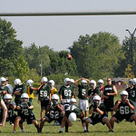 Elyria Catholic PAT attempt. Photo by Tom Mahl