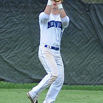 Midview's Zac Wilson catches a fly ball hit into the outfield against Amherst. KRISTIN BAUER | CHRONICLE