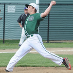 EC pitcher Joey Begany May 7. Steve Manheim