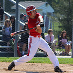 Elyria's Zack Rosenkoetter bats. CHRISTY LEGEZA/CHRONICLE