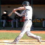 Lorain's #10 Ryan Osko gets a hit.