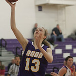 Avon's #13 Kaitlin Neumann.              photo by Chuck Humel