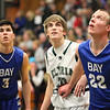 Bay at EC basketball : 