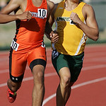 Amherst's Mike Kardos places 5th in the 800m run at the OHSAA state championship. photo by Ray Riedel