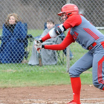 Bunt RBI by Caitlyn Minney in the first inning. Steve Manheim
