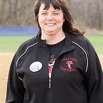 Firelands High School softball head coach Judy Dostall. (CT photo by Anna Norris.)