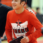 Armando Torres of Elyria was named the Division I wrestler of the year. STEVE MANHEIM/CHRONICLE