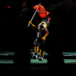 The Gladiators make their grand entrance into the Quicken Loans Arena. KRISTIN BAUER | CHRONICLE