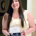 Elizabeth Persinger is a 2014 Elyria USC Bowling Association Scholarship recipient. KRISTIN BAUER | CHRONICLE