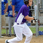Keystone Reid Beckham hits an RBI single in first inn. Jul 7.  Steve Manheim