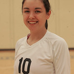 LCCC Volleyball player  #10 Katarina Kovach of North Ridgeville.