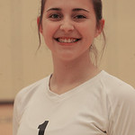 LCCC volleyball player Hannah Pinkie of North Olmsted.