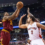 Cavaliers Raptors Basketball