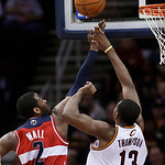 Wizards Cavaliers Basketball