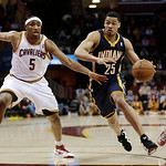 Pacers Cavaliers Basketball
