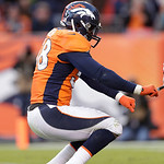 Denver Broncos outside linebacker Von Miller celebrates after a third quarter sack of Cleveland Browns quarterback Brandon Weeden in an NFL football game, Sunday, Dec. 23, 2012, in Denver. ( …
