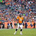 of an NFL football game, Sunday, Dec. 23, 2012, in Denver. (AP Photo/Jack Dempsey)