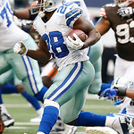Dallas Cowboys running back Felix Jones (28) looks for room against the Cleveland Browns defense during the first half of an NFL football game Sunday, Nov. 18, 2012 in Arlington, Texas. (AP  &#8230;