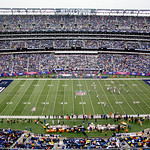 The New York Giants take on the Cleveland Browns during the first half of an NFL football game Sunday, Oct. 7, 2012, in East Rutherford, N.J. (AP Photo/Peter Morgan)
