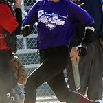 Megan Brasee of Wellington scores in the third inning June 5.  Steve Manheim