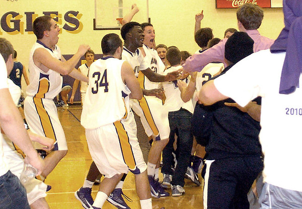 Avon Midview basketball