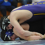 Avon Ryan Steinmetz defeats Midview Tyler Streibel in 195 wt. class Jan. 31. Steve Manheim