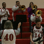 18JAN12  N. Ridgeville girls travel to Elyria High School.      photo by Chuck Humel