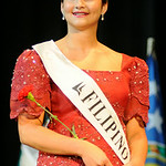 Elyria High School senior Colleen Ziegman, 17, represented the Philippines at the International Queen Pageant. KRISTIN BAUER | CHRONICLE